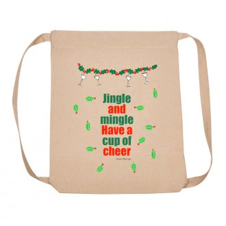 Jingle . . . Mingle . . . Cheer - Backpack