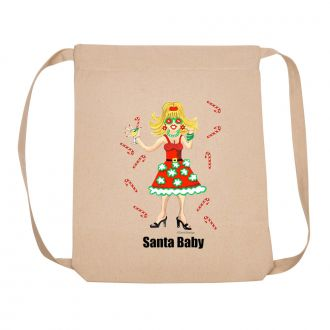 Santa Baby - Backpack