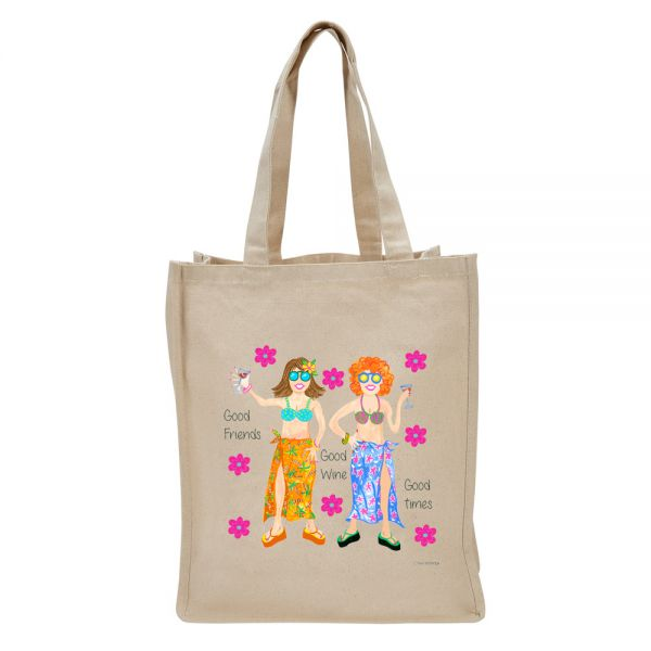 Good Friends...Tote Bag