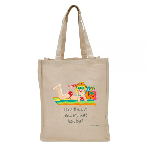 Does This Suit...Tote Bag