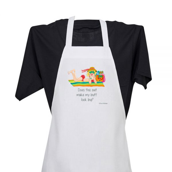 Does This Suit...Apron