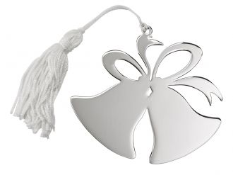 DOUBLE BELL SHAPED ORNAMENT