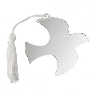 DOVE SHAPED ORNAMENT