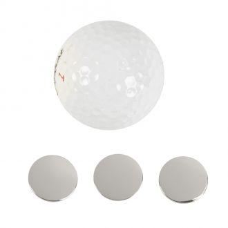 Set of 3 Golf Ball Markers