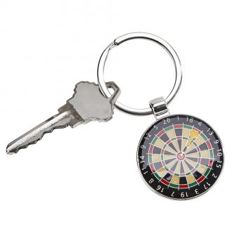 Dart Board Key Chain, NP 3
