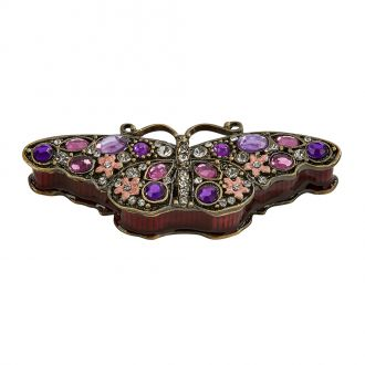 Butterfly Trinket Box 3