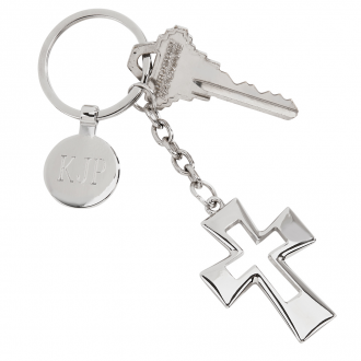 Open Cross Key Chain, NP 4.75
