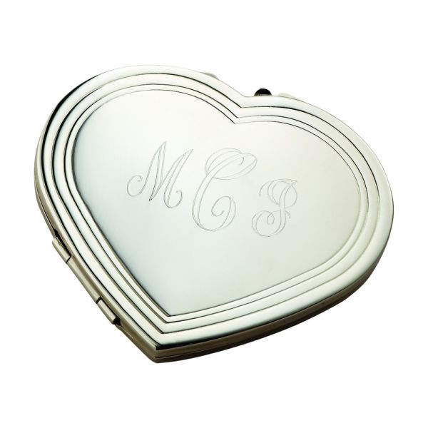 HEART SHAPED CLASSIC COMPACT