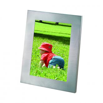SARAH'S SATIN FRAME DESIGN, HOLDS 4
