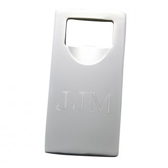 RECTANGULAR BOTTLE OPENER