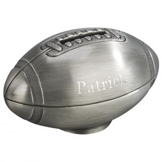 FOOTBALL SHAPED BANK