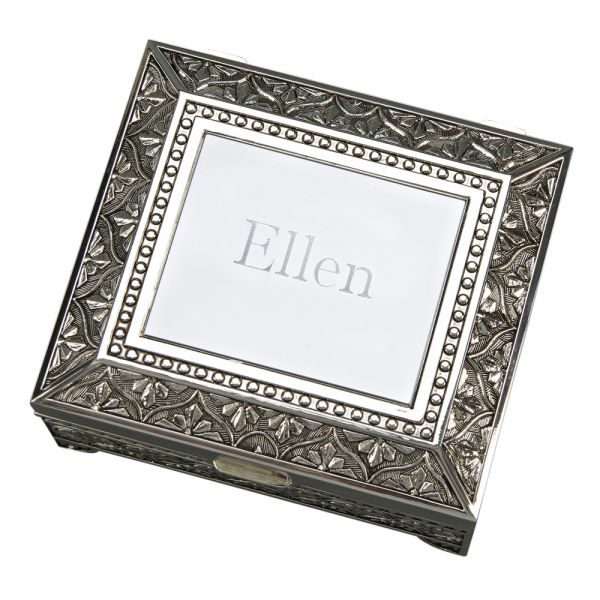 EMBLEMATIC STYLE BOX