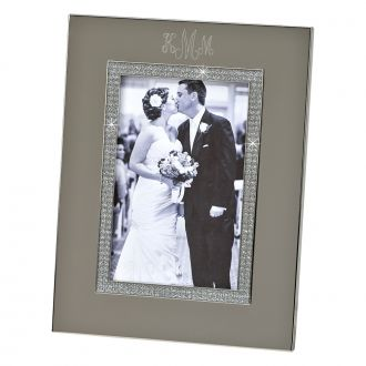 WIDE BORDER GLITTER GALORE FRAME HOLDS 4