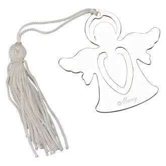 ANGEL SHAPED BOOKMARK
