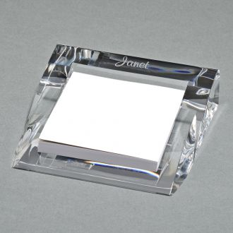CLEARYLIC PAD OR PAPER HOLDER